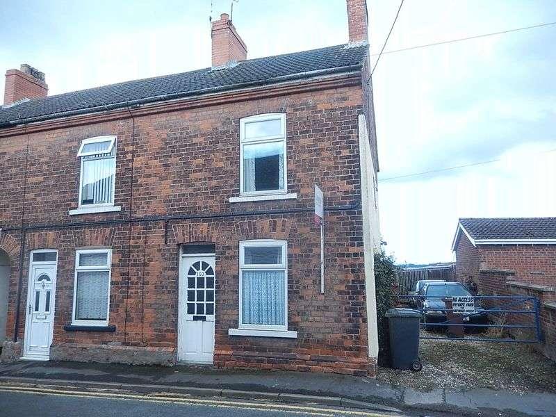 2 Bedrooms House for sale in High Street, Burringham