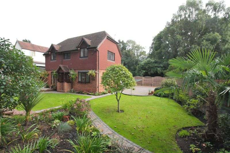 3 Bedrooms Detached House for sale in Shedfield