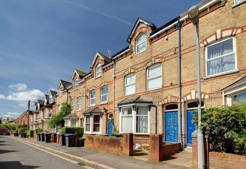 7 Bedrooms Terraced House for sale in Raleigh Road, Exeter