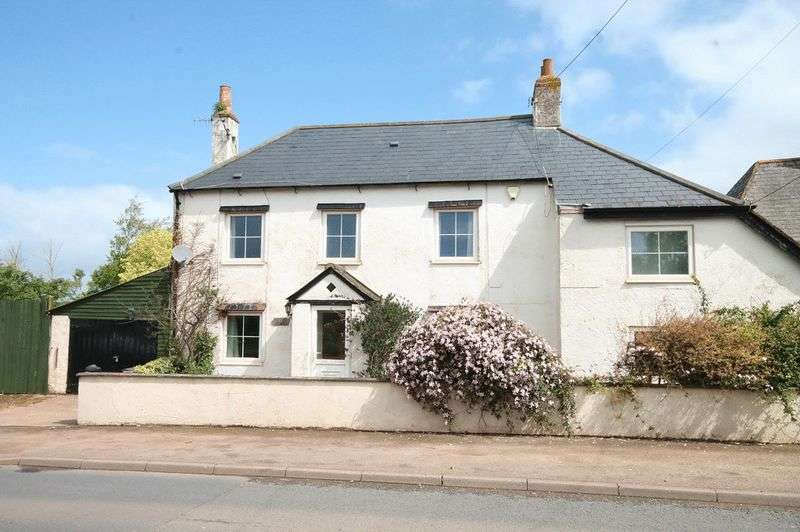 5 Bedrooms Semi Detached House for sale in Sidmouth Road, Farringdon, Exeter