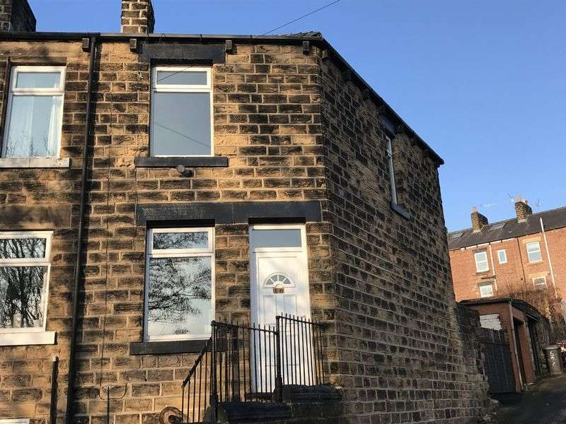 2 Bedrooms Terraced House for sale in Green Street, Worsbrough