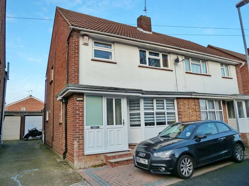 3 Bedrooms Semi Detached House for sale in Southbourne Avenue, Portsmouth, Hampshire, PO6