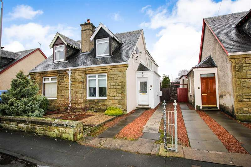4 Bedrooms Semi Detached House for sale in Alloa Road, Carron, Falkirk