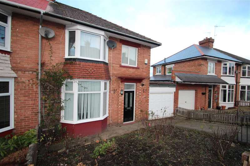3 Bedrooms Semi Detached House for sale in The Briary, Shotley Bridge, County Durham