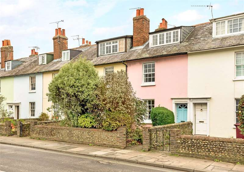 3 Bedrooms Terraced House for sale in Orchard Street, Chichester, West Sussex, PO19