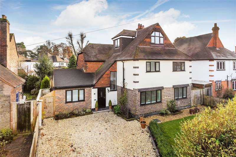 5 Bedrooms Detached House for sale in Oriental Road, Woking, Surrey, GU22