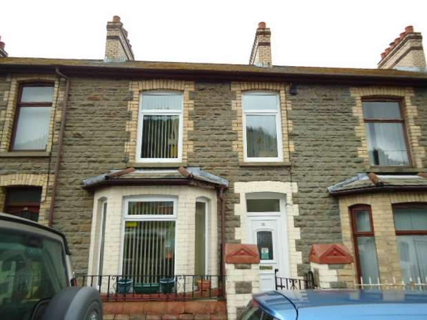 3 Bedrooms Terraced House for sale in Llanarth Street, Brynawel, Wattsville