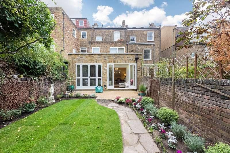 2 Bedrooms Flat for sale in Arlington Gardens, London, W4