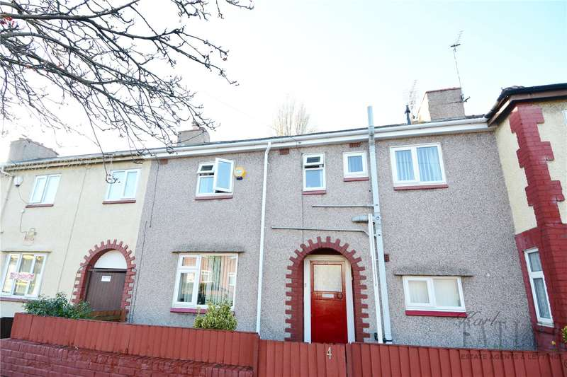 3 Bedrooms Terraced House for sale in Woodstock Road, Wallasey, Wirral
