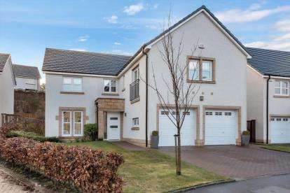 5 Bedrooms Detached House for sale in Calabar Court, Rutherglen