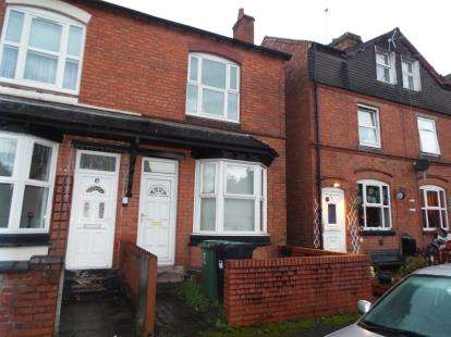 3 Bedrooms Semi Detached House for sale in Prospect Road North, Redditch, Worcestershire