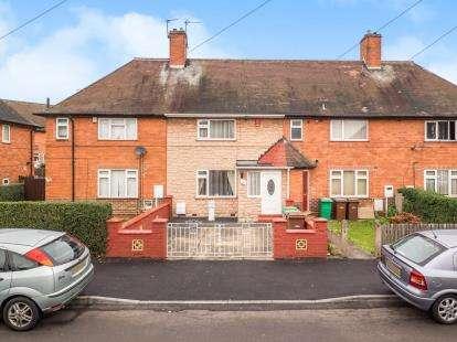 2 Bedrooms Terraced House for sale in Fircroft Avenue, Nottingham, Nottinghamshire, Nottingham