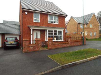 4 Bedrooms Detached House for sale in Princess Boulevard, Nottingham, Nottinghamshire