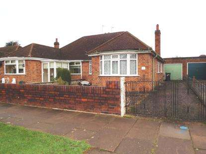 2 Bedrooms Bungalow for sale in Verdale Avenue, Leicester
