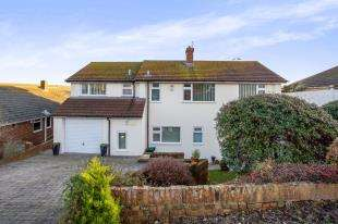 4 Bedrooms Detached House for sale in Tumulus Road, Saltdean, Brighton, East Sussex