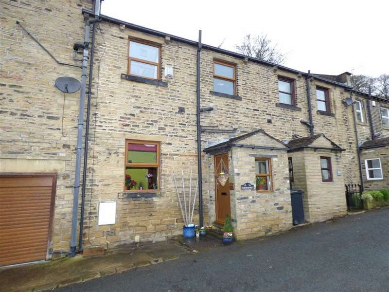 3 Bedrooms Property for sale in Brow Foot Gate Lane, Trimmingham, Halifax, West Yorkshire, HX2