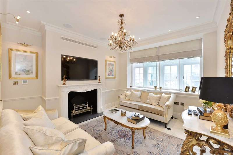 3 Bedrooms Flat for sale in Parkside, London