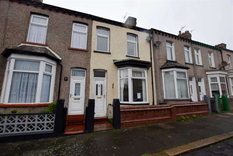 2 Bedrooms Property for sale in Kendal Street, Barrow In Furness, Cumbria