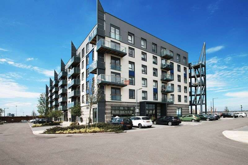 2 Bedrooms Flat for sale in Ocean Drive, Gillingham