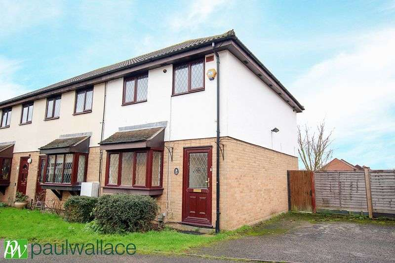 3 Bedrooms Terraced House for sale in Jacksons Drive, West Cheshunt