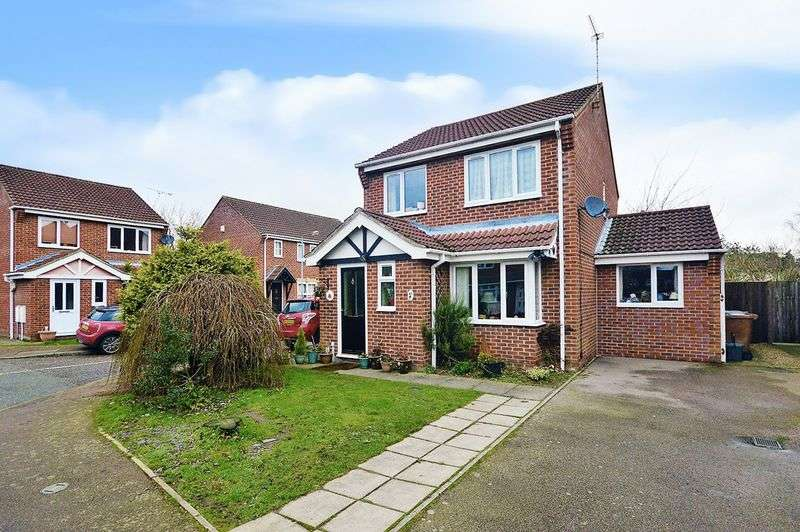 4 Bedrooms Detached House for sale in Maple Drive, Taverham