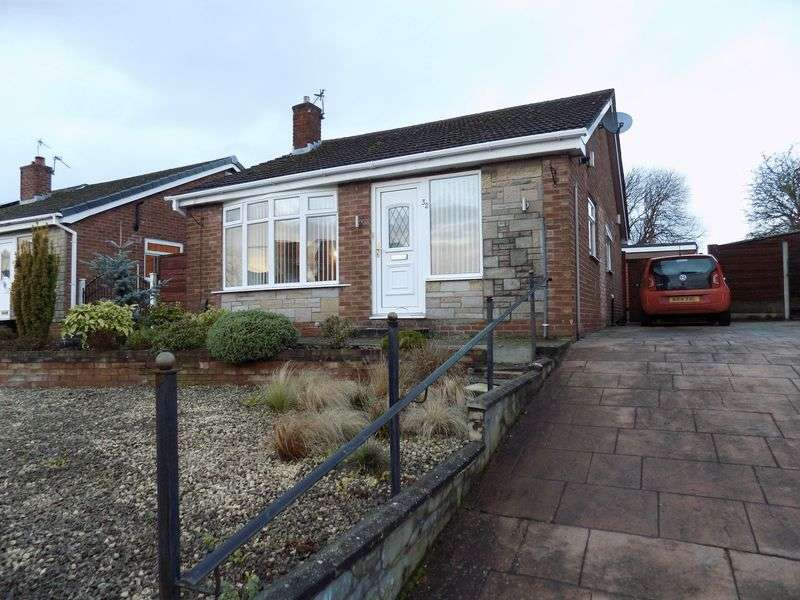 2 Bedrooms Detached Bungalow for sale in Winchester Road, Radcliffe - No Chain