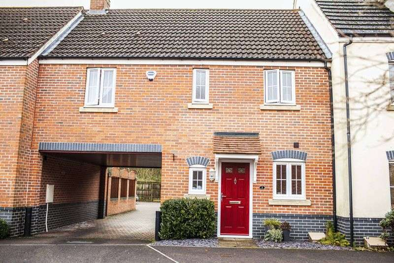 3 Bedrooms Terraced House for sale in Upper Stroud Close, Chineham