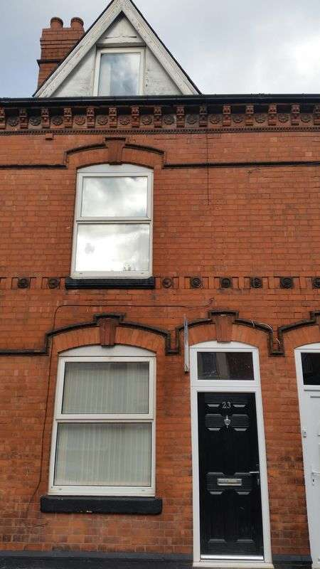 3 Bedrooms Terraced House for sale in Eldon Road Edgbaston B16 - 3 bed 2 reception terraced house