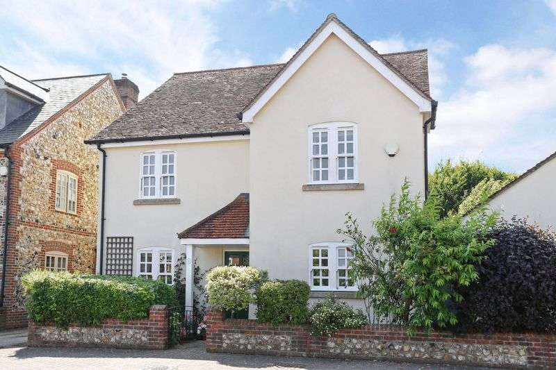 4 Bedrooms Semi Detached House for sale in The Green, East Meon, Hampshire