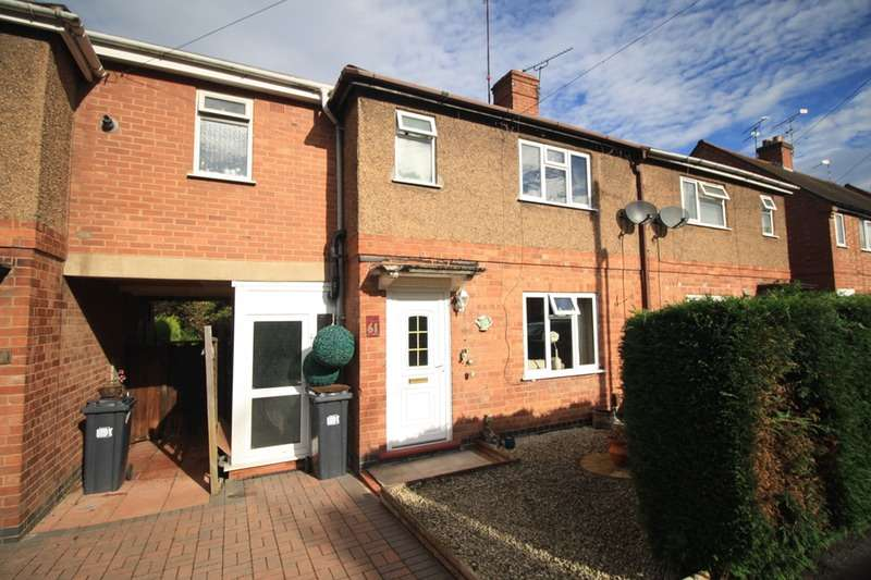 3 Bedrooms Semi Detached House for sale in Arthur st, kenilworth, Warwickshire, CV8
