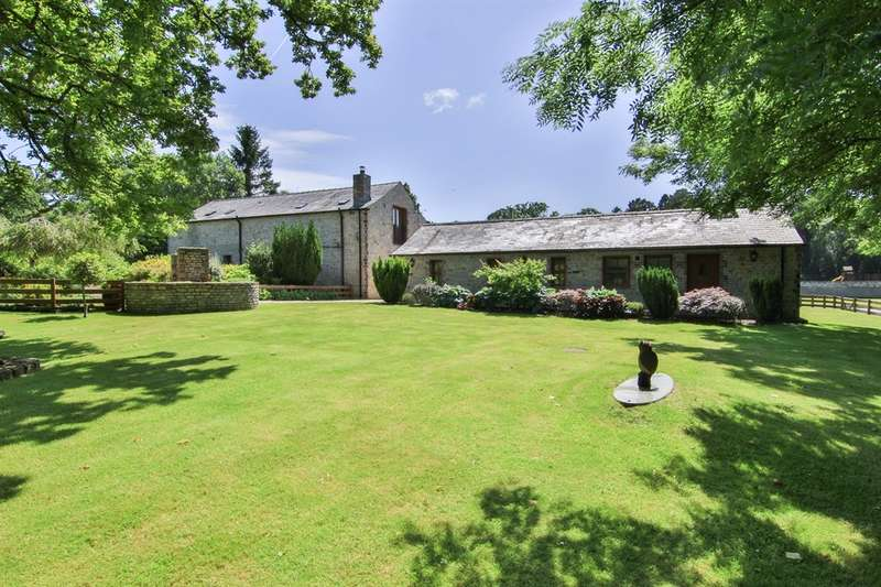 6 Bedrooms Barn Conversion Character Property for sale in The Paddock, Hensol, The Vale