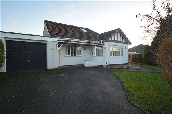 2 Bedrooms Bungalow for sale in Seabank Road, Lower Heswall