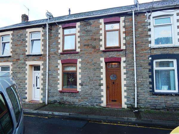 3 Bedrooms Terraced House for sale in West Taff Street, Porth