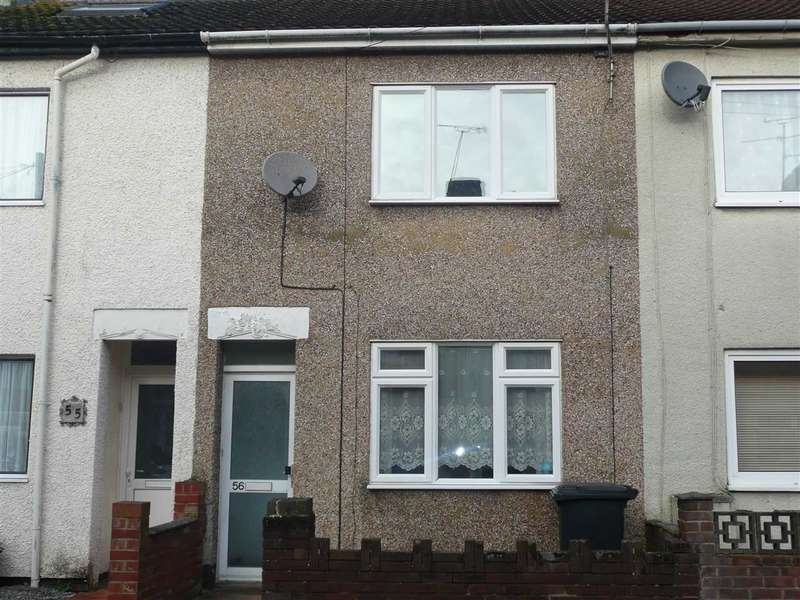 2 Bedrooms Terraced House for sale in Whiteman Street, Gorse Hill, Swindon