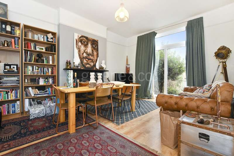 3 Bedrooms Flat for sale in Ribblesdale Road, Crouch End, N8