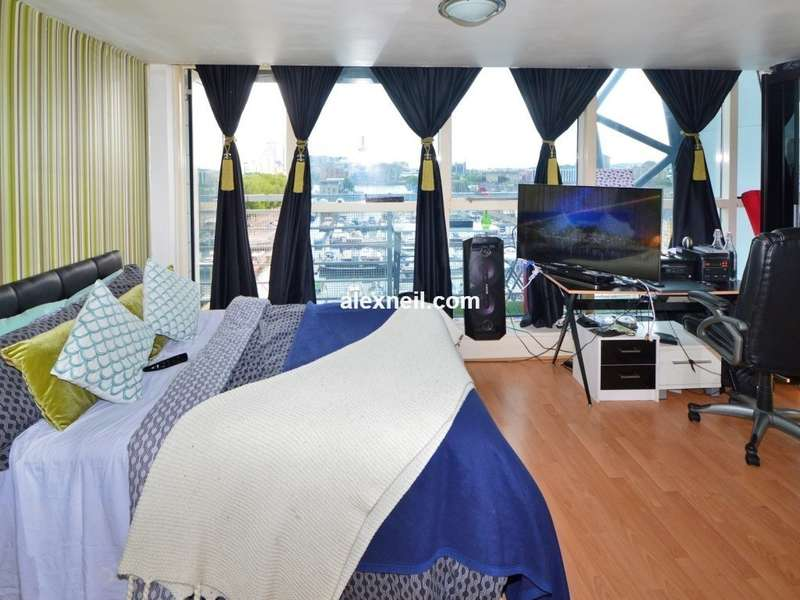 3 Bedrooms Duplex Flat for sale in Sweden Gate, Surrey Quays SE16