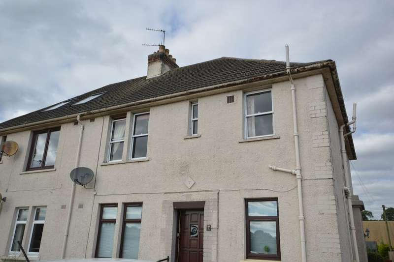 2 Bedrooms Flat for sale in Balfour Place, Milton of Balgonie, GLENROTHES, KY7
