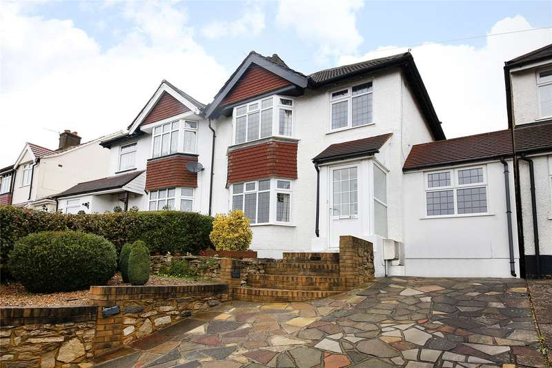 4 Bedrooms Semi Detached House for sale in St. Andrews Road, Coulsdon