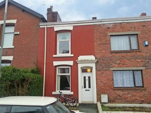 3 Bedrooms Terraced House for sale in Selborne Street, Blackburn, Lancashire