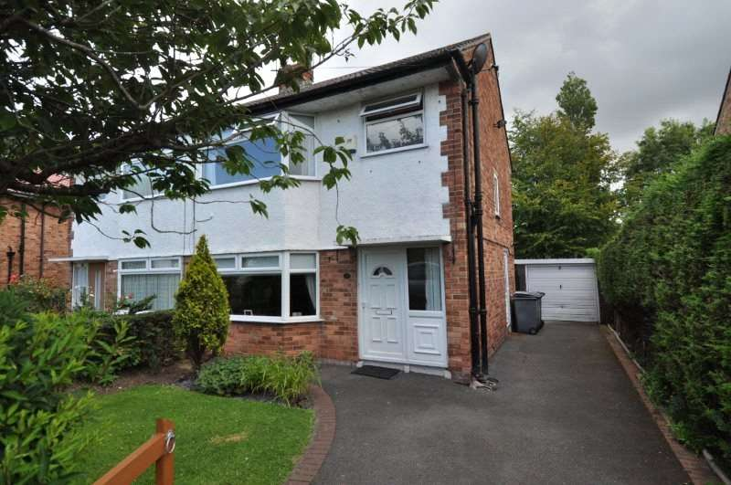 3 Bedrooms Semi Detached House for sale in Meadow Road, Newton, Wirral