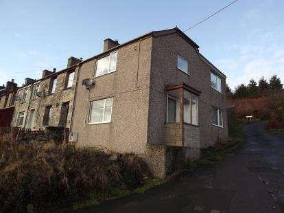 2 Bedrooms End Of Terrace House for sale in Bryn Derwen Terrace, Talysarn, Caernarfon, Gwynedd, LL54