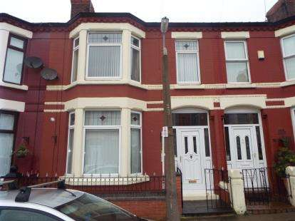 3 Bedrooms Terraced House for sale in Brelade Road, Old Swan, Liverpool, Merseyside, L13