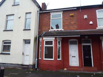 2 Bedrooms Terraced House for sale in Mildred Street, Salford, Greater Manchester, Manchester