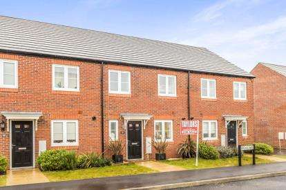 3 Bedrooms Terraced House for sale in Broad Way, Upper Heyford, Bicester, Oxon