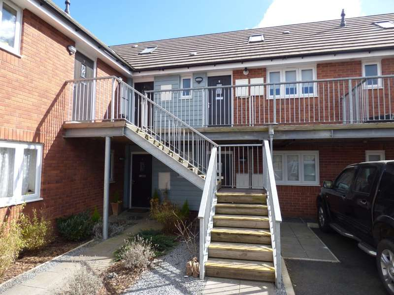 1 Bedroom Flat for sale in Moorlands Reach, Heathfield