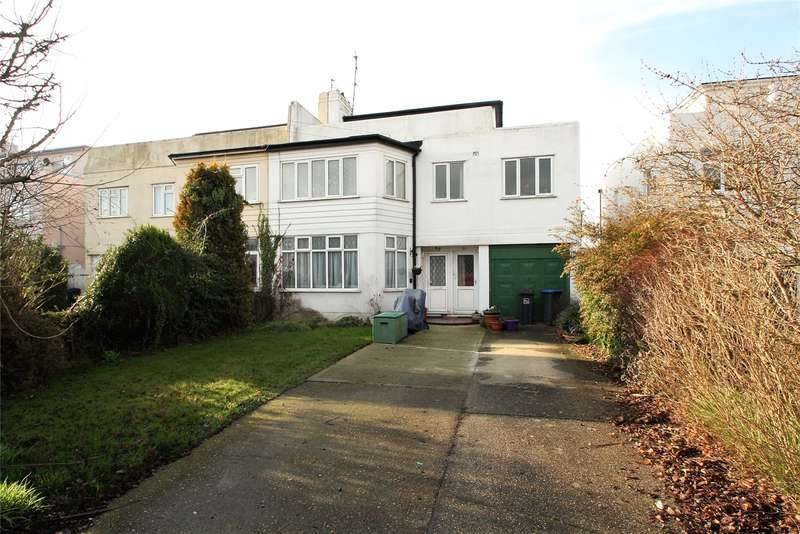 1 Bedroom Apartment Flat for sale in Shaftesbury Avenue, Goring By Sea, Worthing, BN12