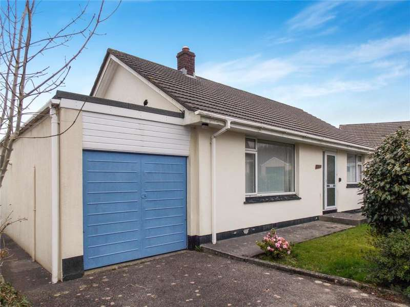 2 Bedrooms Detached Bungalow for sale in Trevingey Crescent, Redruth
