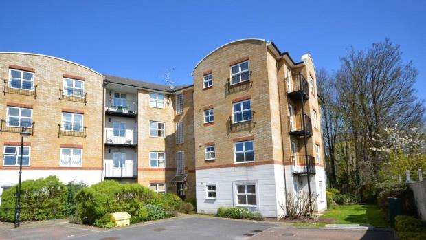 2 Bedrooms Apartment Flat for sale in Russell Road, Basingstoke, Hampshire