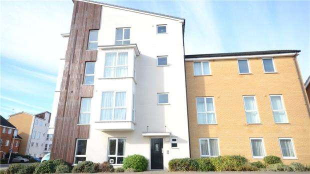 1 Bedroom Apartment Flat for sale in Gweal Avenue, Reading, Berkshire