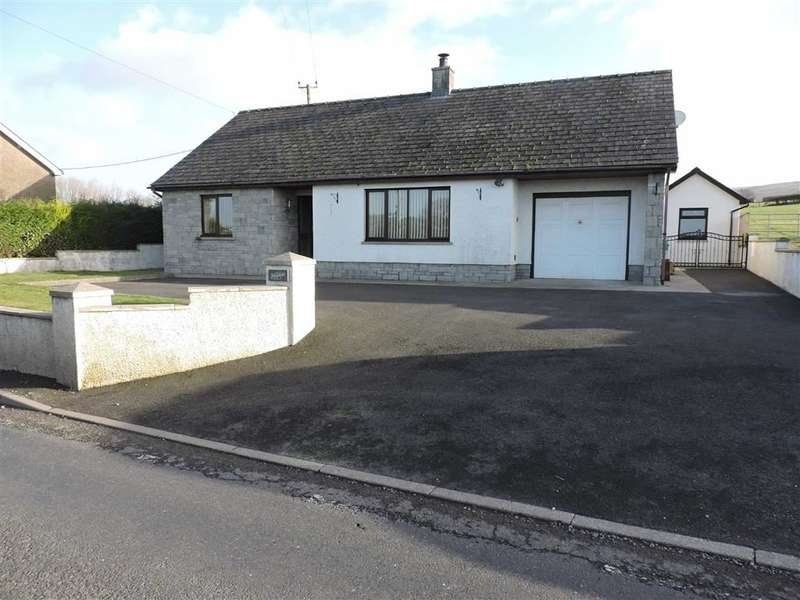 2 Bedrooms Property for sale in Llanllwni, Pencader